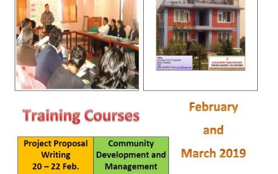 Training Courss- Feb & March 2019