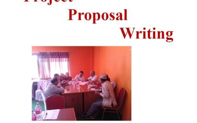 Project Proposal Writing Book